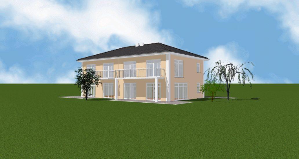 Bauvorhaben - Grünwald