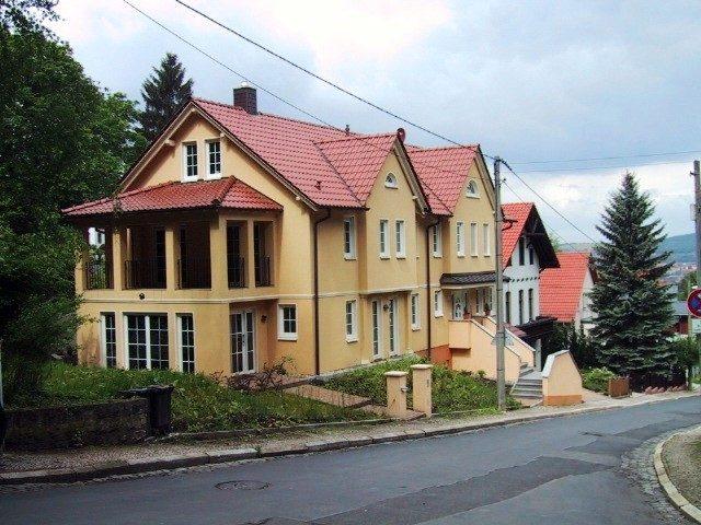 Doppelhaus - Massivbau