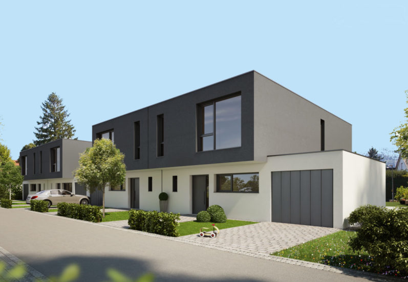 Bauvorhaben - Bad Boll
