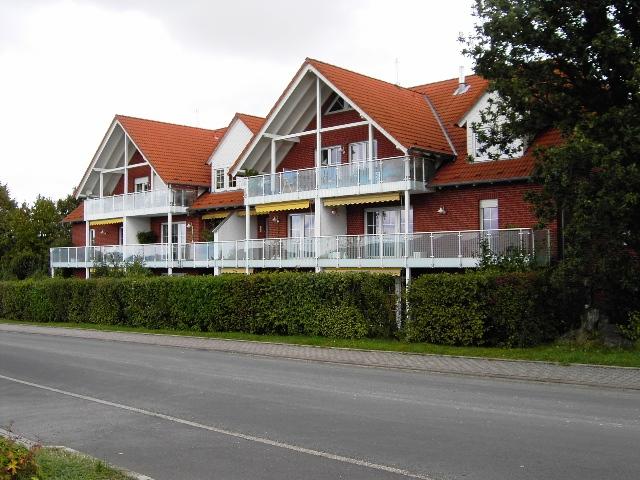 Mehrfamilienhaus - Massivbau